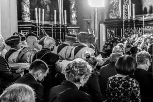 Pogrzeb Kardynała Mariana Jaworskiego - 11 września 2020 r. - fot. Andrzej Famielec - Kalwaria 24-06540