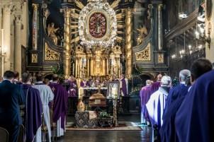 Pogrzeb Kardynała Mariana Jaworskiego - 11 września 2020 r. - fot. Andrzej Famielec - Kalwaria 24-06593