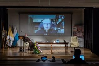 Sympozjum poświęcone Mikołajowi Zebrzydowskiemu - 24 października 2020 r.- fot. Andrzej Famielec - Kalwaria 24-09119-2