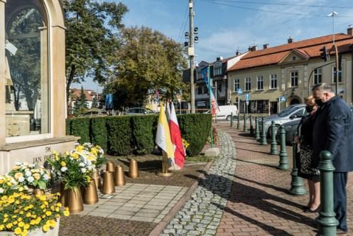 Uroczystość św. Jana Pawła II - Patrona miasta Kalwaria Zebrzydowska - 22 października 2020 r.- fot. Andrzej Famielec - Kalwaria 24-08941-2
