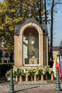 Uroczystość św. Jana Pawła II - Patrona miasta Kalwaria Zebrzydowska - 22 października 2020 r.- fot. Andrzej Famielec - Kalwaria 24-2-7
