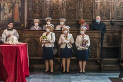 Wpowadzenie relikwii bł. Hanny Chrzanowskiej do Sanktuarium Kalwaryjskiego - 7 października 2020 r.- fot. Andrzej Famielec - Kalwaria 24-08623-2