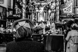 Wpowadzenie relikwii bł. Hanny Chrzanowskiej do Sanktuarium Kalwaryjskiego - 7 października 2020 r.- fot. Andrzej Famielec - Kalwaria 24-08697