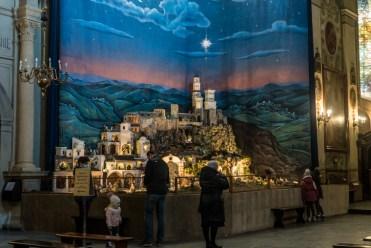 Kalwaryjska Szopka Bożonarodzeniowa - 29 grudnia 2020 r.- fot. Andrzej Famielec - Kalwaria 24-00631