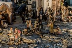 Kalwaryjska Szopka Bożonarodzeniowa - 29 grudnia 2020 r.- fot. Andrzej Famielec - Kalwaria 24-00635