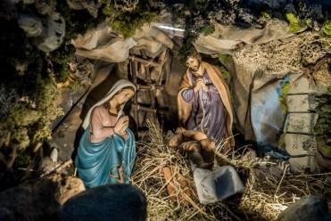 Kalwaryjska Szopka Bożonarodzeniowa - 29 grudnia 2020 r.- fot. Andrzej Famielec - Kalwaria 24-00647