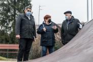 Odbiór rampy - 17 grudnia 2020 r.- fot. Andrzej Famielec - Kalwaria 24-00174
