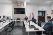 Zmiany na stadionie Kalwarianka - fot. Andrzej Famielec - Kalwaria 24-01210