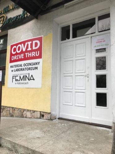Nowy punkt poboru wymazów w gminie Andrychów
