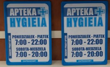 Poświęcenie nowej apteki Hygiea w Kalwarii Zebrzydowskiej - 6 maja 2021 r. - fot. Andrzej Famielec - Kalwaria 24-03225