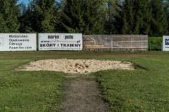 Przekazanie placu budowy bieżni na Kalwariance - 11 maja 2021 r. - fot. Andrzej Famielec - Kalwaria 24-03279
