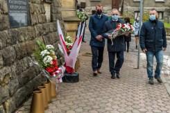 Uroczystości Święta Konstytucji 3 Maja w Kalwarii Zebrzydowskiej 2021 r. - fot. Andrzej Famielec - Kalwaria 24-02928