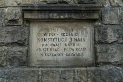 Uroczystości Święta Konstytucji 3 Maja w Kalwarii Zebrzydowskiej 2021 r. - fot. Andrzej Famielec - Kalwaria 24-02959