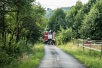 Gminne ćwiczenia OSP - 13 lipca 2021 r. - fot. Andrzej Famielec - Kalwaria 24-06835