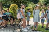 Pólkolonie w Gminie Kalwaria Zebrzydowska - 29 czerwca 2021 r. - fot. Andrzej Famielec - Kalwaria 24-05453