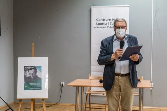 Promocja książki Stanisław Opyrchał - poeta kalwaryjski - 25 czerwca 2021 r. - fot. Andrzej Famielec - Kalwaria 24-05350