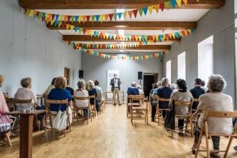Promocja książki Stanisław Opyrchał - poeta kalwaryjski - 25 czerwca 2021 r. - fot. Andrzej Famielec - Kalwaria 24-05352