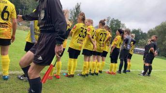 Piłkarki z Filkówki rozpoczęły rozgrywki ligowe - fot. KS Filkówka Barwałd Średni