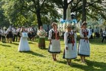 Uroczystości Wniebowzięcia NMP w Kalwaryjskim Sanktuarium - 22 sierpnia 2021 r. - fot. Andrzej Famielec - Kalwaria 24-00003