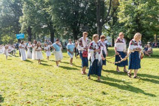 Uroczystości Wniebowzięcia NMP w Kalwaryjskim Sanktuarium - 22 sierpnia 2021 r. - fot. Andrzej Famielec - Kalwaria 24-00108
