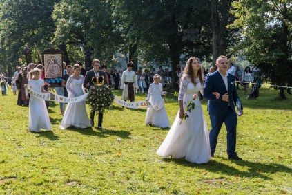 Uroczystości Wniebowzięcia NMP w Kalwaryjskim Sanktuarium - 22 sierpnia 2021 r. - fot. Andrzej Famielec - Kalwaria 24-00130