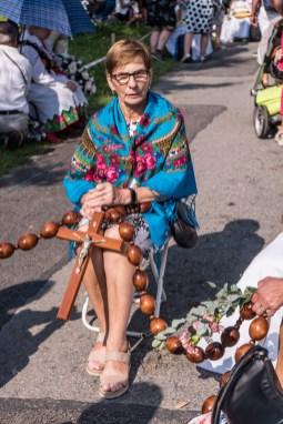 Uroczystości Wniebowzięcia NMP w Kalwaryjskim Sanktuarium - 22 sierpnia 2021 r. - fot. Andrzej Famielec - Kalwaria 24-00157