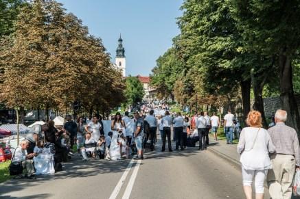 Uroczystości Wniebowzięcia NMP w Kalwaryjskim Sanktuarium - 22 sierpnia 2021 r. - fot. Andrzej Famielec - Kalwaria 24-00175