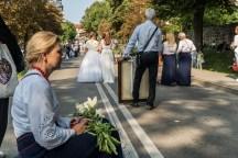 Uroczystości Wniebowzięcia NMP w Kalwaryjskim Sanktuarium - 22 sierpnia 2021 r. - fot. Andrzej Famielec - Kalwaria 24-00178
