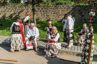 Uroczystości Wniebowzięcia NMP w Kalwaryjskim Sanktuarium - 22 sierpnia 2021 r. - fot. Andrzej Famielec - Kalwaria 24-00188