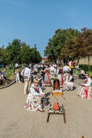 Uroczystości Wniebowzięcia NMP w Kalwaryjskim Sanktuarium - 22 sierpnia 2021 r. - fot. Andrzej Famielec - Kalwaria 24-00190