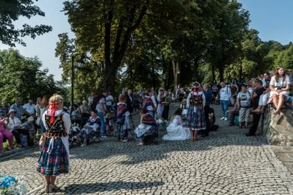 Uroczystości Wniebowzięcia NMP w Kalwaryjskim Sanktuarium - 22 sierpnia 2021 r. - fot. Andrzej Famielec - Kalwaria 24-00197