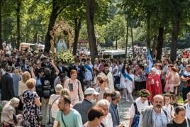 Uroczystości Wniebowzięcia NMP w Kalwaryjskim Sanktuarium - 22 sierpnia 2021 r. - fot. Andrzej Famielec - Kalwaria 24-00290