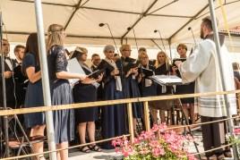 Uroczystości Wniebowzięcia NMP w Kalwaryjskim Sanktuarium - 22 sierpnia 2021 r. - fot. Andrzej Famielec - Kalwaria 24-00322