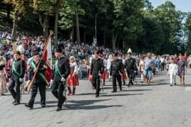Uroczystości Wniebowzięcia NMP w Kalwaryjskim Sanktuarium - 22 sierpnia 2021 r. - fot. Andrzej Famielec - Kalwaria 24-00325