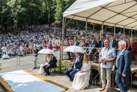 Uroczystości Wniebowzięcia NMP w Kalwaryjskim Sanktuarium - 22 sierpnia 2021 r. - fot. Andrzej Famielec - Kalwaria 24-00422