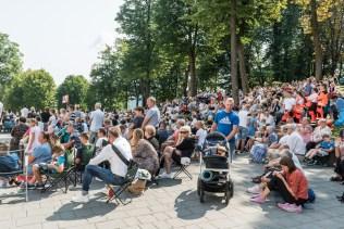 Uroczystości Wniebowzięcia NMP w Kalwaryjskim Sanktuarium - 22 sierpnia 2021 r. - fot. Andrzej Famielec - Kalwaria 24-00466