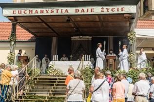 Uroczystości Wniebowzięcia NMP w Kalwaryjskim Sanktuarium - 22 sierpnia 2021 r. - fot. Andrzej Famielec - Kalwaria 24-00469