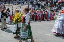 Uroczystości Wniebowzięcia NMP w Kalwaryjskim Sanktuarium - 22 sierpnia 2021 r. - fot. Andrzej Famielec - Kalwaria 24-00508