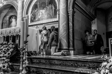 Uroczystości Wniebowzięcia NMP w Kalwaryjskim Sanktuarium - 22 sierpnia 2021 r. - fot. Andrzej Famielec - Kalwaria 24-09710
