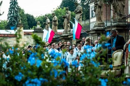 Uroczystości Wniebowzięcia NMP w Kalwaryjskim Sanktuarium - 22 sierpnia 2021 r. - fot. Andrzej Famielec - Kalwaria 24-09738