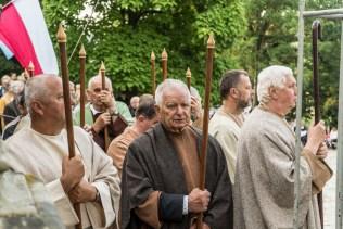 Uroczystości Wniebowzięcia NMP w Kalwaryjskim Sanktuarium - 22 sierpnia 2021 r. - fot. Andrzej Famielec - Kalwaria 24-09792