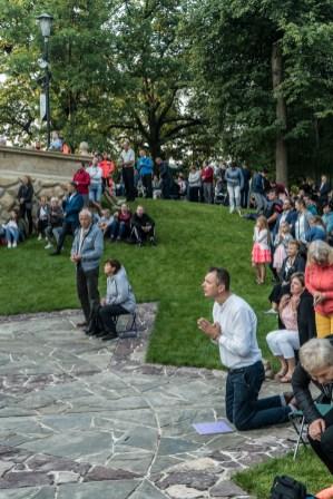 Uroczystości Wniebowzięcia NMP w Kalwaryjskim Sanktuarium - 22 sierpnia 2021 r. - fot. Andrzej Famielec - Kalwaria 24-09807