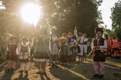 Uroczystości Wniebowzięcia NMP w Kalwaryjskim Sanktuarium - 22 sierpnia 2021 r. - fot. Andrzej Famielec - Kalwaria 24-09879