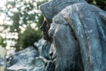 Wernisaż wystawy prof. Karola Badyny w Kalwarii Zebrzydowskiej - 9 sierpnia 2021 r. - fot. Andrzej Famielec - Kalwaria 24-08360