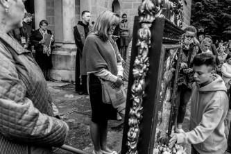 29 Pilegrzymka Rodzin Archidiecezji Krakowskiej do Sankturium w Kalwarii Zebrzydowskiej - 5 września 2021 r. - fot. Andrzej Famielec - Kalwaria 24-01551