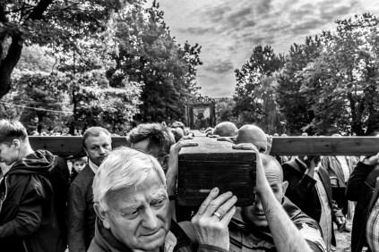 29 Pilegrzymka Rodzin Archidiecezji Krakowskiej do Sankturium w Kalwarii Zebrzydowskiej - 5 września 2021 r. - fot. Andrzej Famielec - Kalwaria 24-01697