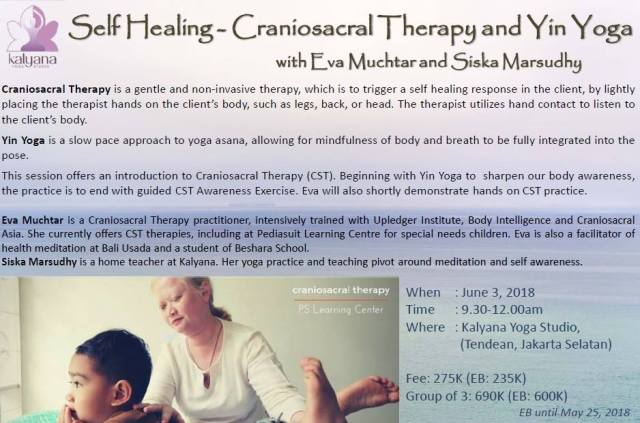 craniosacral therapy and yin yoga