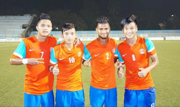 AIFF U-19, Frenz United won against Mohammedan SC and Mohunbagan respectively in style to be in semi-final