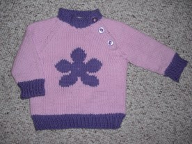 baby sweater - original (cotton)