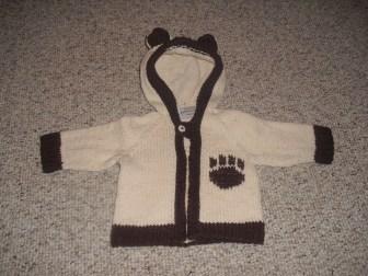 baby sweater - original (cotton)